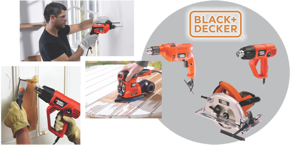 Blackdecker Power Tools